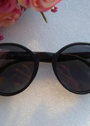 Новые стильные очки, линза стекло! (с дефектами на оправе)