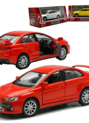 "Машинка KINSMART ""Mitsubishi Lancer Evolution X"""
