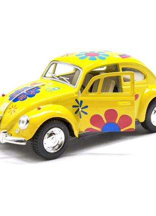 """Машинка KINSMART """"Volkswagen Beetle"""""""