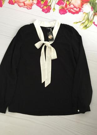 Блуза с длинным рукавом коллекция хайди клум