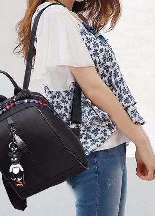 Мини рюкзак / стильный городской рюкзак