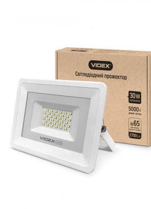 Прожектор LED 30W Светильник светодиодный Лэд 5000K 220V