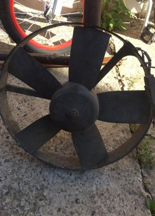 Вентилятор кондиционера bmw e34
