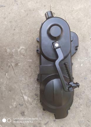 Кришка вариатора 139qmb 10 12 колесо