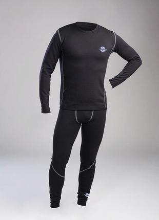 Двухслойное утепленное мужское  термобелье stimma
