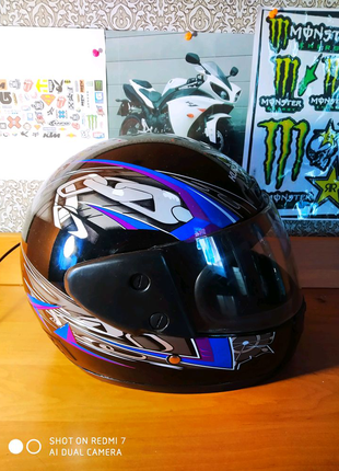 Шлем, шолом. Марка: KUROSAWA M-T