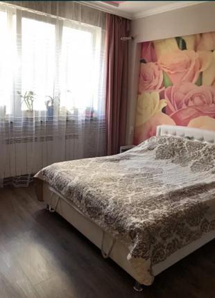 2-х комн. квартира, ремонт, мебель
