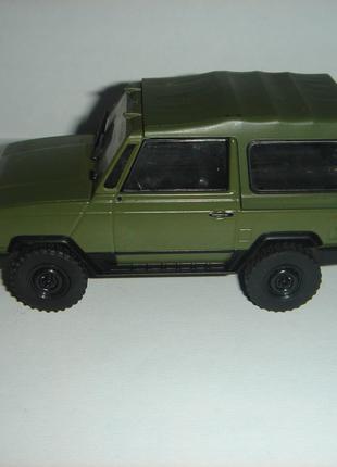 Машинка металлическая УАЗ - 3171. 1:43