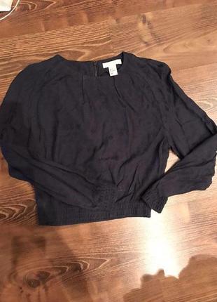 Блузка кофтa h&m