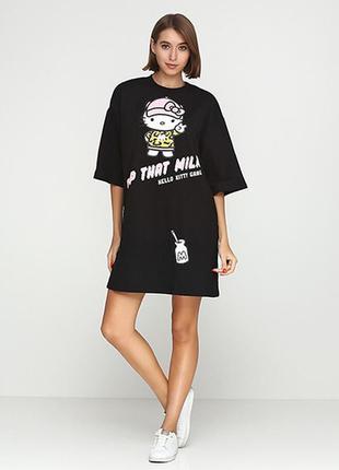 Оригинальное платье от бренда h&m разм. xs, s, l