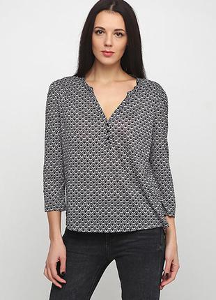 Оригинальная блузка от бренда h&m разм. xs