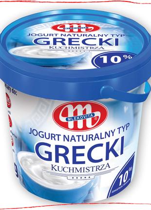 """Йогурт 10% """"Греческий"""" 1 кг"""
