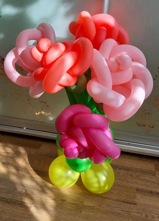 Фигура воздушные шарики аэродизайн