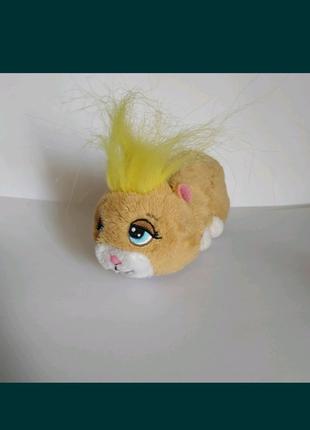Интерактивная игрушка хомяк, хомячок Zhu Zhu pets