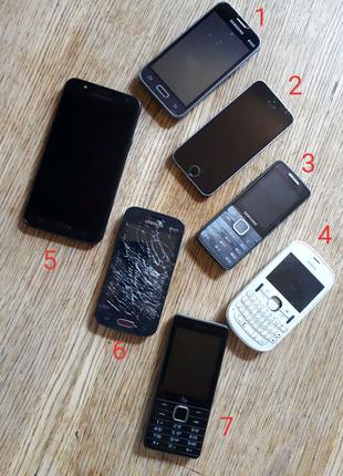 Мобильные телефоны Samsung Fly Nokia