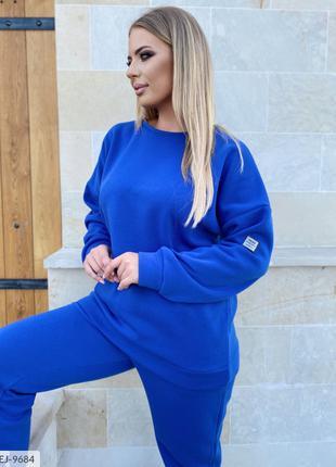 Женский спортивный костюм Размеры 42-52 Разные цвета