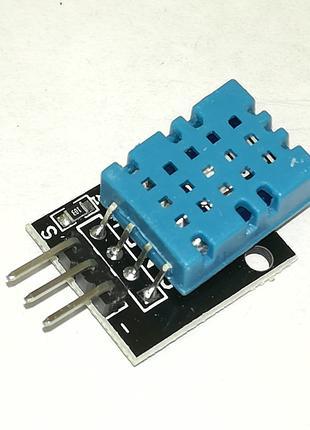 Модуль датчик температуры и влажности DHT11 для Ардуино