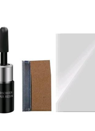 Полимер ( Клей) Для Ремонта Трещин Лобового Стекла (R5Black)