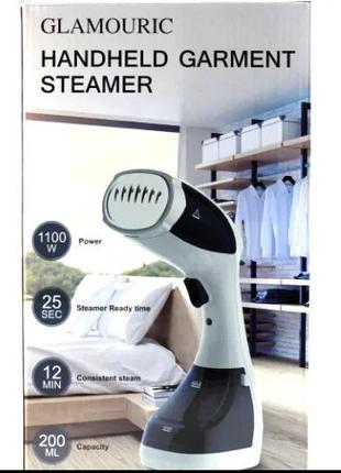 Ручной паровой отпариватель 1100 Вт DF-019 steam brush cas для од