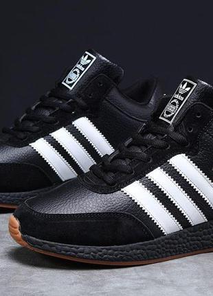 Мужские кроссовки adidas iniki 🆕мужская зимняя обувь адидас ин...