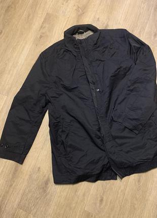 Большая мужская куртка ветровка