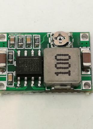 DC-DC понижающий преобразователь напряжения модуль MP2307