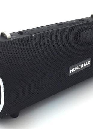 Колонка Bluetooth HOPESTAR H39 Black