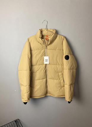 Курточка bershka puffer jacket