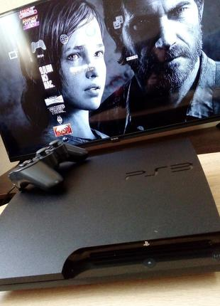 Sony Playstation 3 Slim 320 Gb (PS3)