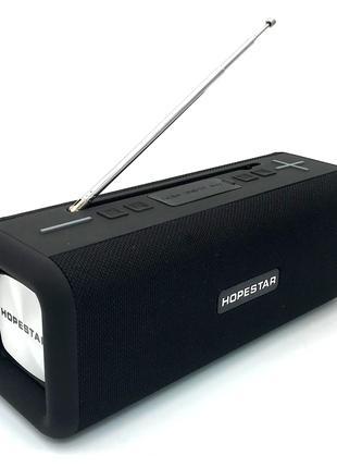 Колонка Bluetooth HOPESTAR T9 Black