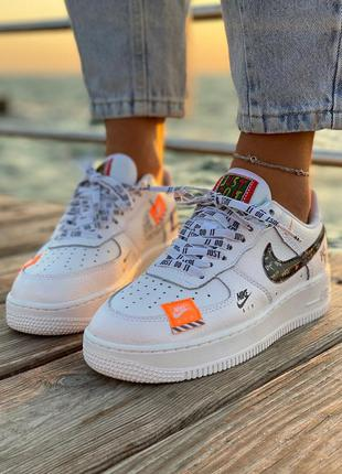 "Nike air force ""just do it pack"" 🆕 шикарные кроссовки найк 🆕 к..."
