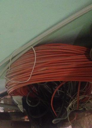 Огнестойкий кабель JE-H(St)H FE180/E30 4x2x0,8