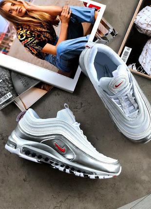 Nike air max 97 qs  🆕 шикарные кроссовки найк 🆕 купить наложен...
