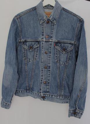 Levis джинсовый джинсовая куртка женская