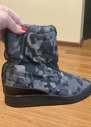 Сапожки зимние adidas