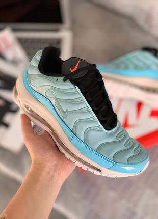Nike air max 97 plus mica green 🆕 шикарные кроссовки найк 🆕 ку...