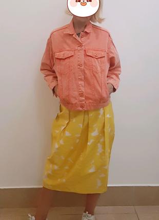 Джинсовая куртка Asos