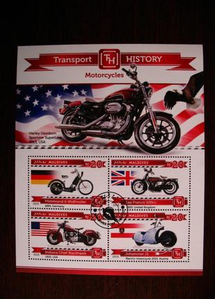 Красивые марки транспорт Мотоциклы-2