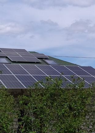 Солнечные электростанции Славянск