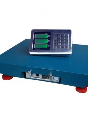 Беспроводные весы Acs 200kg WiFi Платформа 32х42см.