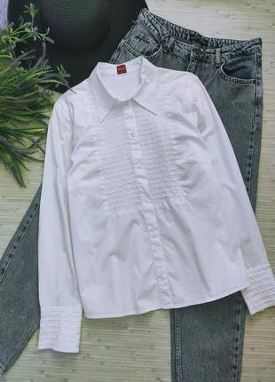 Классная, стильная, базовая рубашка