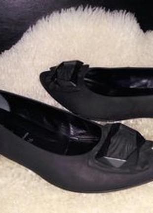 Gabor туфли замша 40 р по ст 26см супер состояние