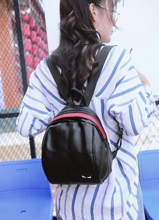 3-124 женский прогулочный рюкзак молодежный рюкзак