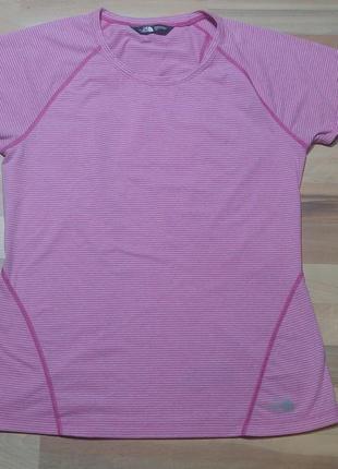 Женская спортивная футболка the north face