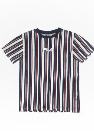 Fila футболка полоска