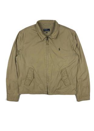 Polo ralph lauren куртка харик
