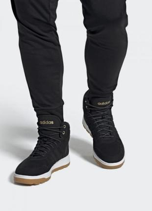 Мужские ботинки adidas blizzare  fw3234