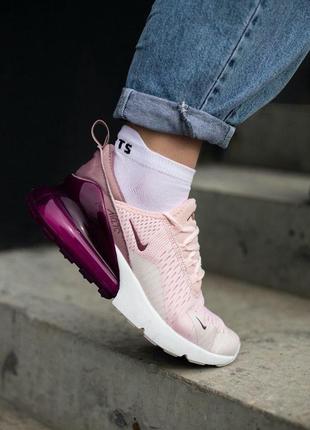 Кроссовки женские 💥 nike air max 270 pink  топ качество 💥 крос...