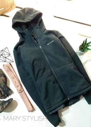 Теплая куртка  мехом внутри