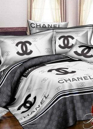 Двуспальный комплект постельного белья, ренфорс